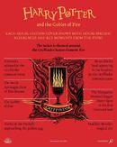 HP4 explicación portada Gryffindor EN