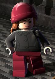 Marietta Edgecombe LEGO