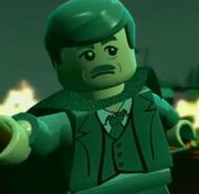 Barty Crouch Sr. LEGO