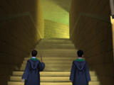 Escaleras desvanecientes