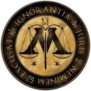 Ministerio de Magia Logo Latino