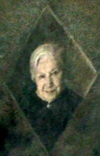 Bathilda Bagshot en 1947