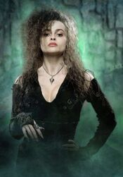 P5 Bellatrix Lestrange - Banner