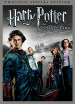 Harry Potter y el Caliz de Fuego (DVD)