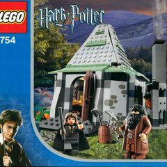 <i>Cabaña de Hagrid</i>, 4754