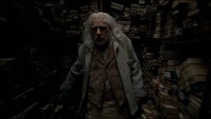 Gregorovitch en su antigua tienda