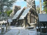 Duelo en la Iglesia de Saint Jerome
