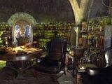 Despacho de Severus Snape