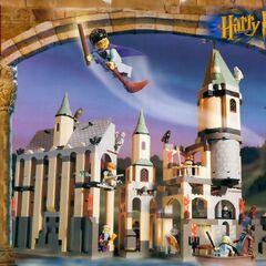 <i>Castillo de Hogwarts</i>, 4709