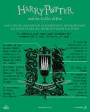 HP4 explicación portada Slytherin ES