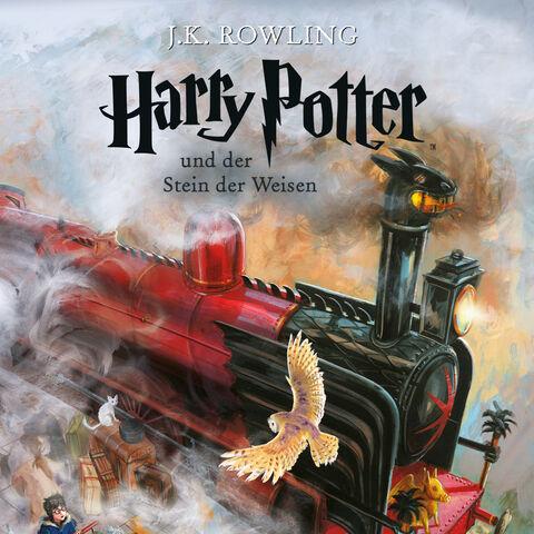 Harry Potter und der Stein der Weisen (Illustriert)