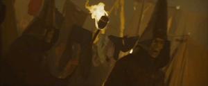Mortífagos en el Campeonato Mundial de Quidditch