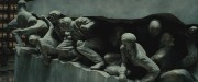 Muggles de la estatua