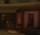 Dormitorio de chicas de Gryffindor