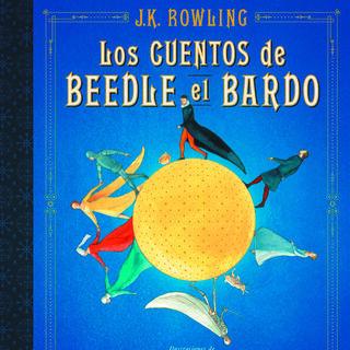 <i>Los cuentos de Beedle el Bardo</i> (ilustrado)