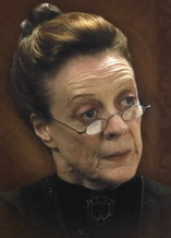 McGonagall perfil