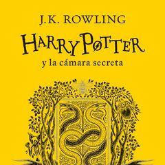 <i>Harry Potter y la cámara secreta</i> <small>(Hufflepuff)</small>
