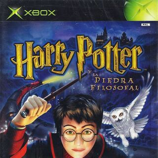 Carátula de la versión de Xbox.