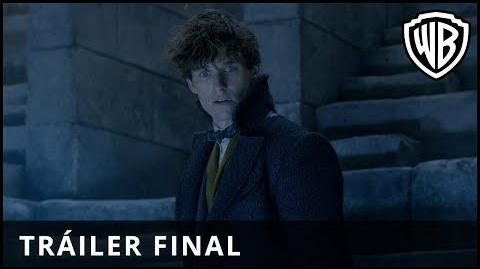 Animales Fantásticos Los Crímenes de Grindelwald - Tráiler Final Castellano