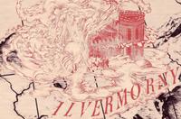 Ilvermorny mapa
