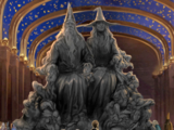 Monumento La Magia es Poder