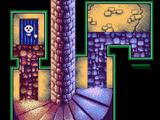 Escalera de las mazmorras