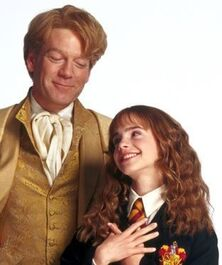 P2 Lockhart and Hermione