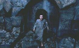 Bellatrix escapes Azkaban