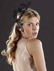 P7 Fleur con la tiara