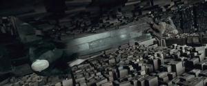 Gregorovitch siendo amenazado por Voldemort