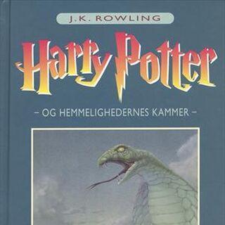 <i>Harry Potter og Hemmelighedernes Kammer</i>