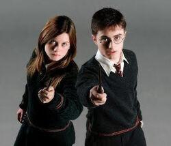 Ginny-Weasley Harry-Potter