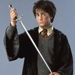Gryffindor-sword