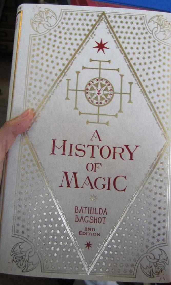 Una Historia de la Magia | Harry Potter Wiki | FANDOM