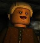 Bathilda como una minifigura LEGO