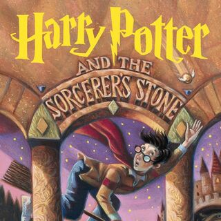 <i>Harry Potter and the Sorcerer's Stone</i>