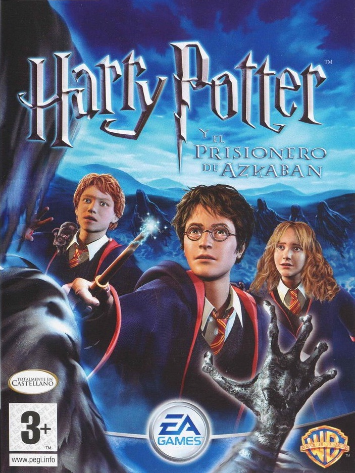 Harry Potter Y El Prisionero De Azkaban Videojuego Harry Potter