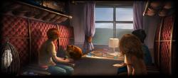 Cp 22, m2 Harry Potter y el prisionero de Azkaban - Pottermore
