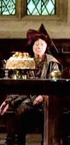P5 Grubbly-Plank en Hogwarts