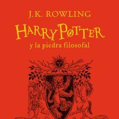 <i>Harry Potter y la piedra filosofal</i> <small>(Gryffindor)</small>
