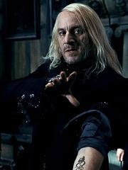 Lucius en la Mansión Malfoy