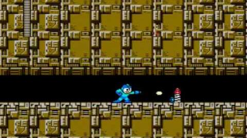Mega Man 2 - Wily's Fortress Stage 2