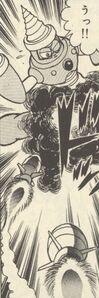 DrillMan-Ikehara-derrota