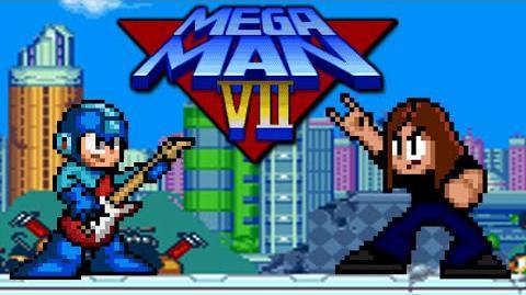 Mega Man 7 Guitar Playthrough