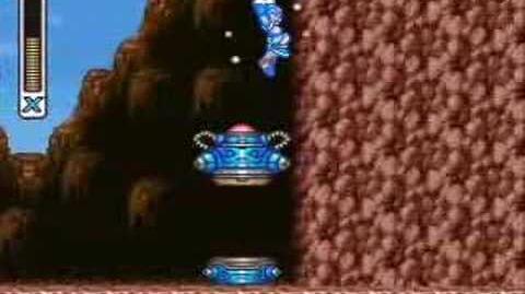 Mega Man X-Sting Chameleon