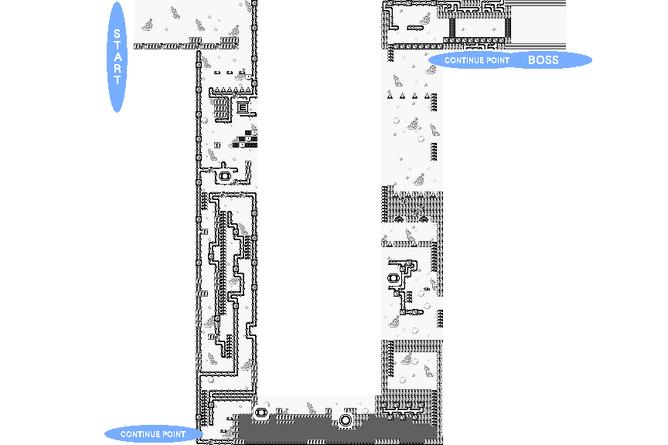 WilyMáquinaW2-Mapa