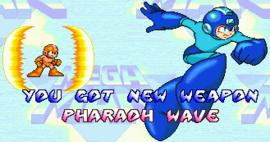 Pharaoh Wave