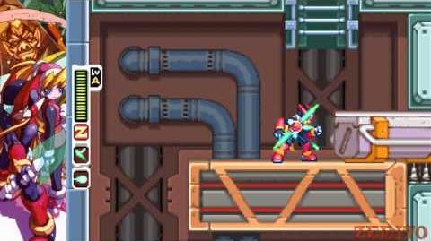 Megaman Zero 3 Parte 4 HD en Español (100% Completo)