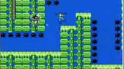 Mega Man 2- BubbleMan