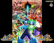 Ryusei no Rockman 2 Art 01